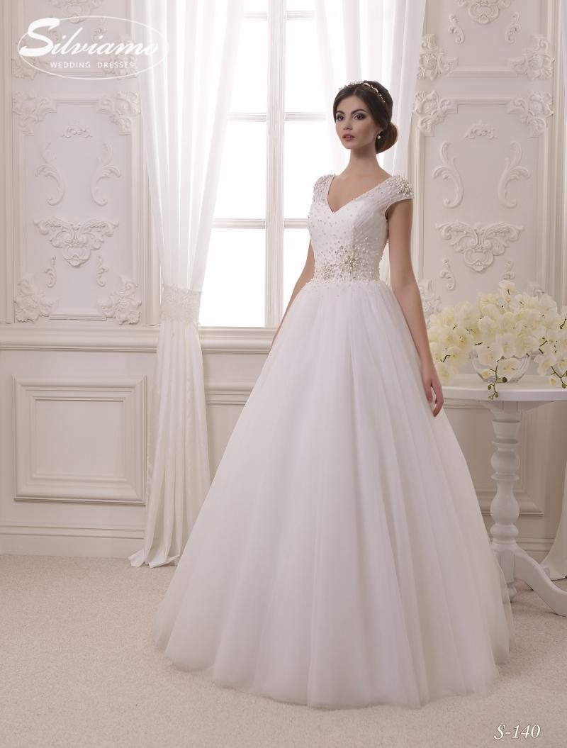 Wedding Dress Silviamo S-140