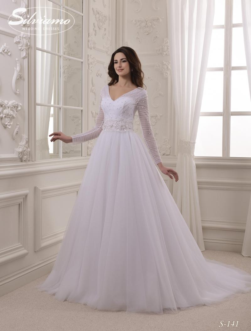 Wedding Dress Silviamo S-141