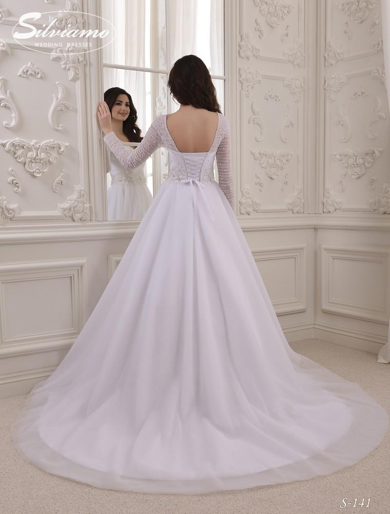 Свадебное платье Silviamo S-141
