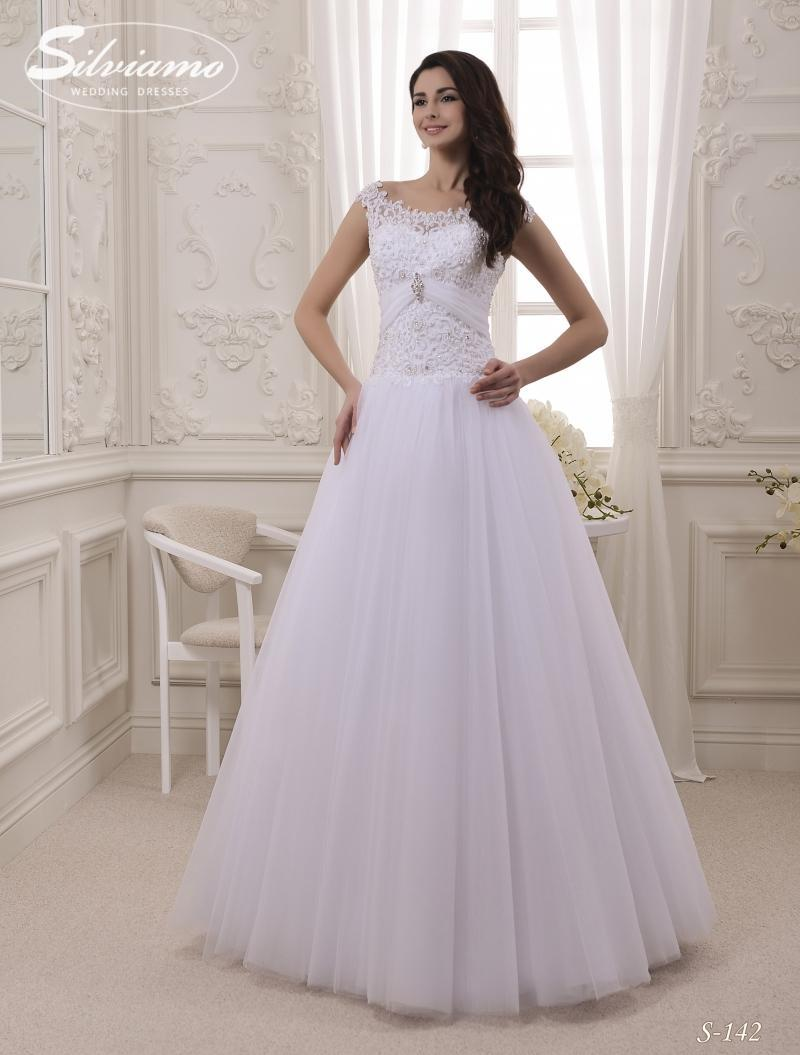 Wedding Dress Silviamo S-142