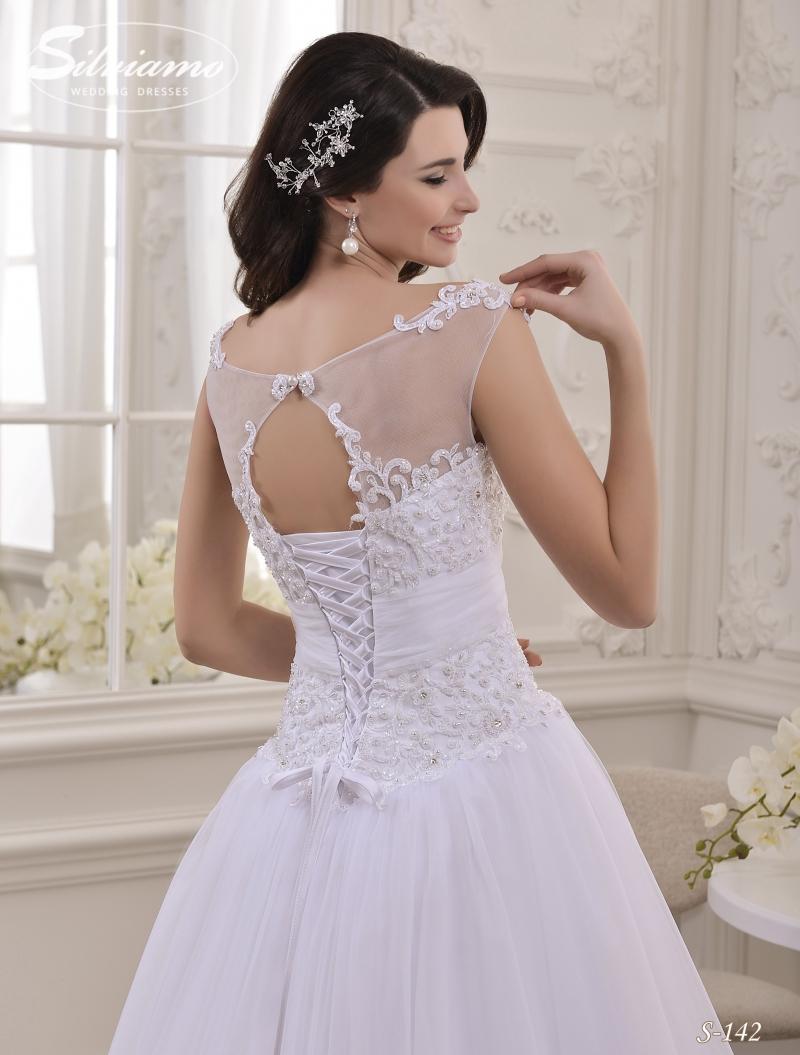 Свадебное платье Silviamo S-142
