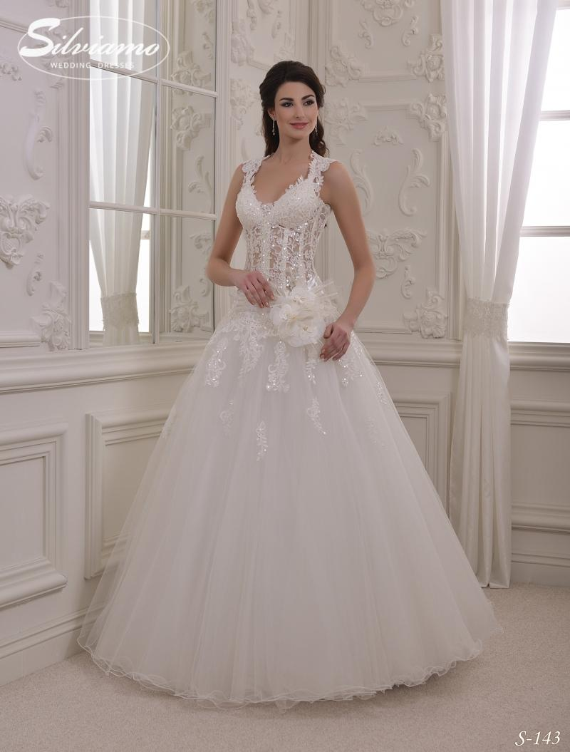 Wedding Dress Silviamo S-143