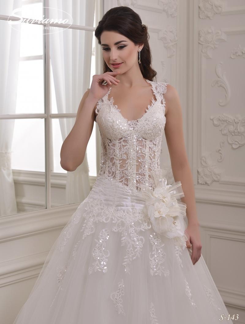 Свадебное платье Silviamo S-143