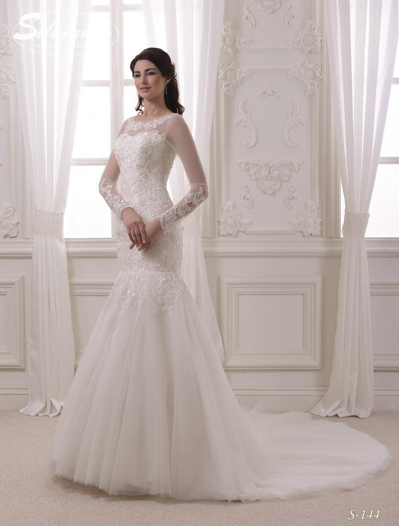 Wedding Dress Silviamo S-144