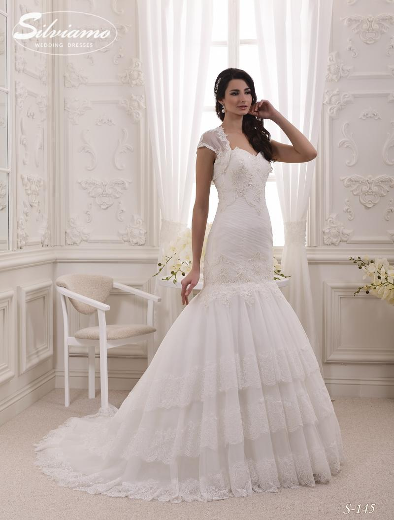 Wedding Dress Silviamo S-145