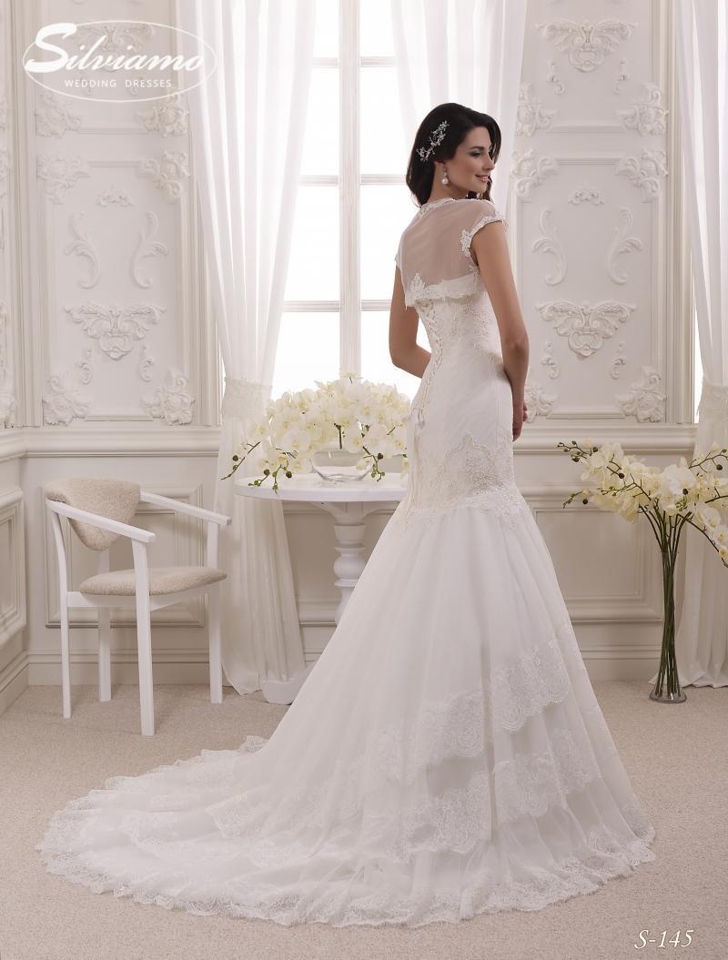 Свадебное платье Silviamo S-145