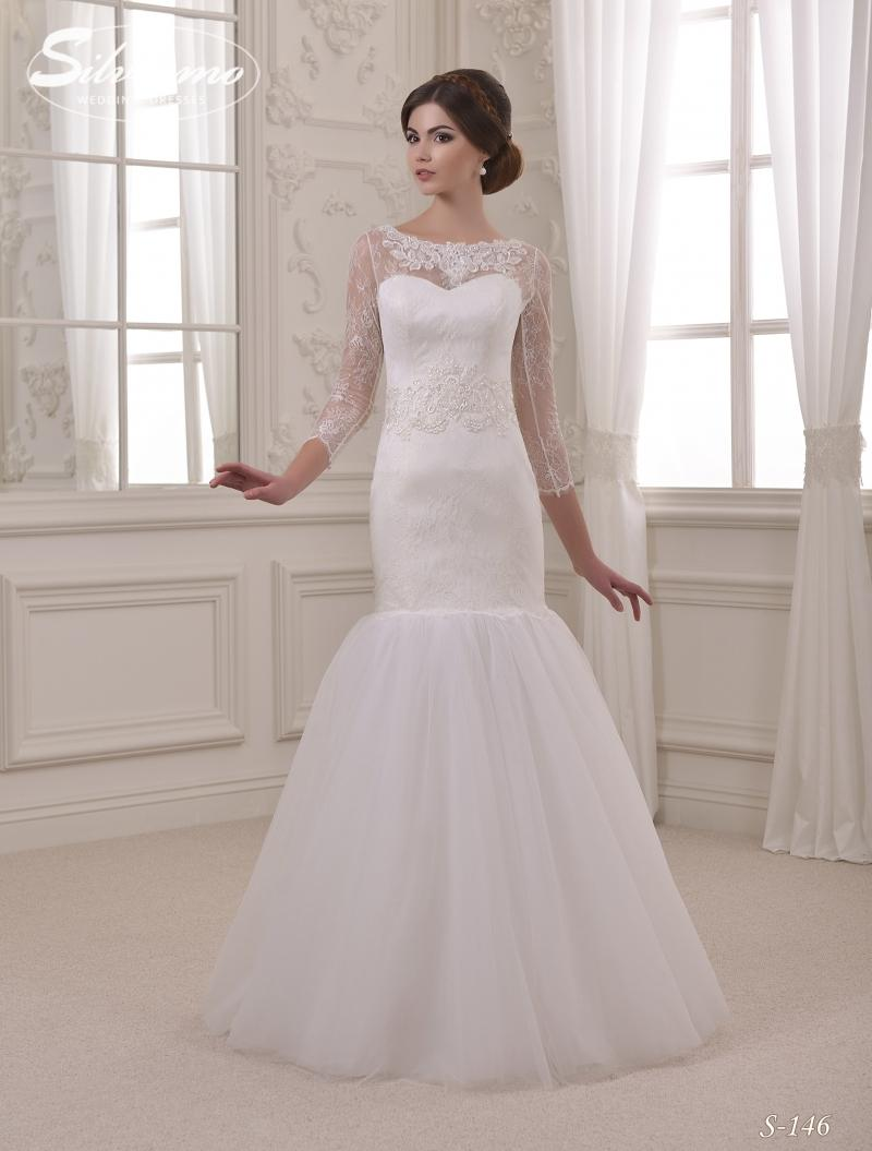 Wedding Dress Silviamo S-146