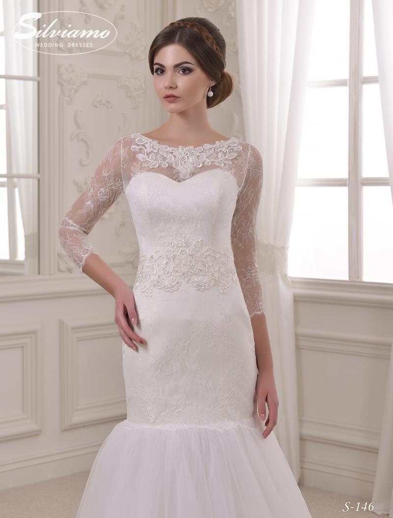 Свадебное платье Silviamo S-146