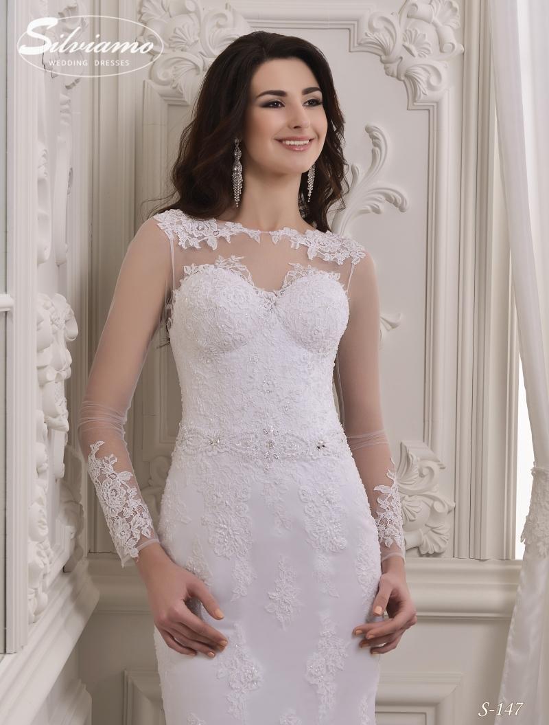 Свадебное платье Silviamo S-147
