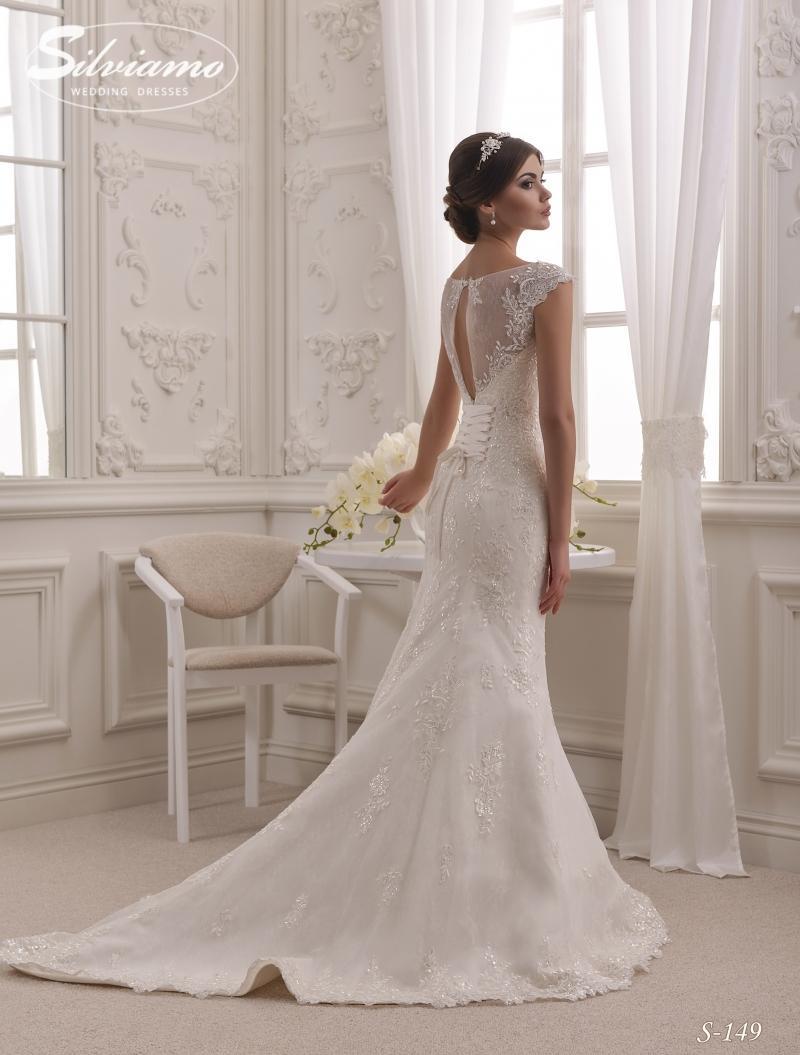 Свадебное платье Silviamo S-149