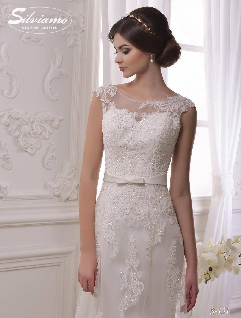 Свадебное платье Silviamo S-151