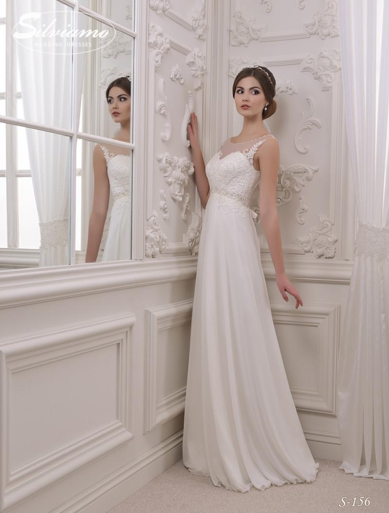 Wedding Dress Silviamo S-156