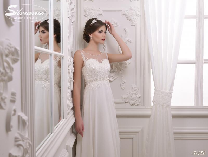 Свадебное платье Silviamo S-156