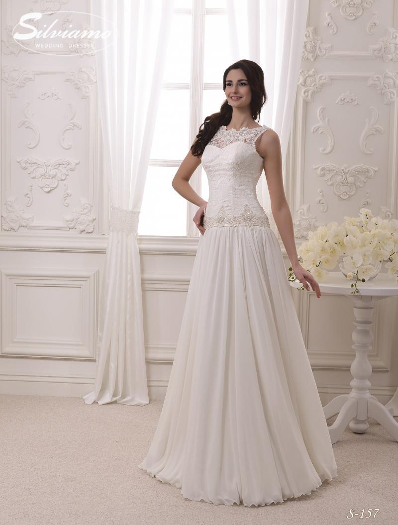 Свадебное платье Silviamo S-157