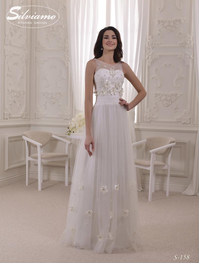 Wedding Dress Silviamo S-158