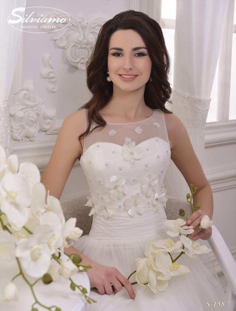 Свадебное платье Silviamo S-158