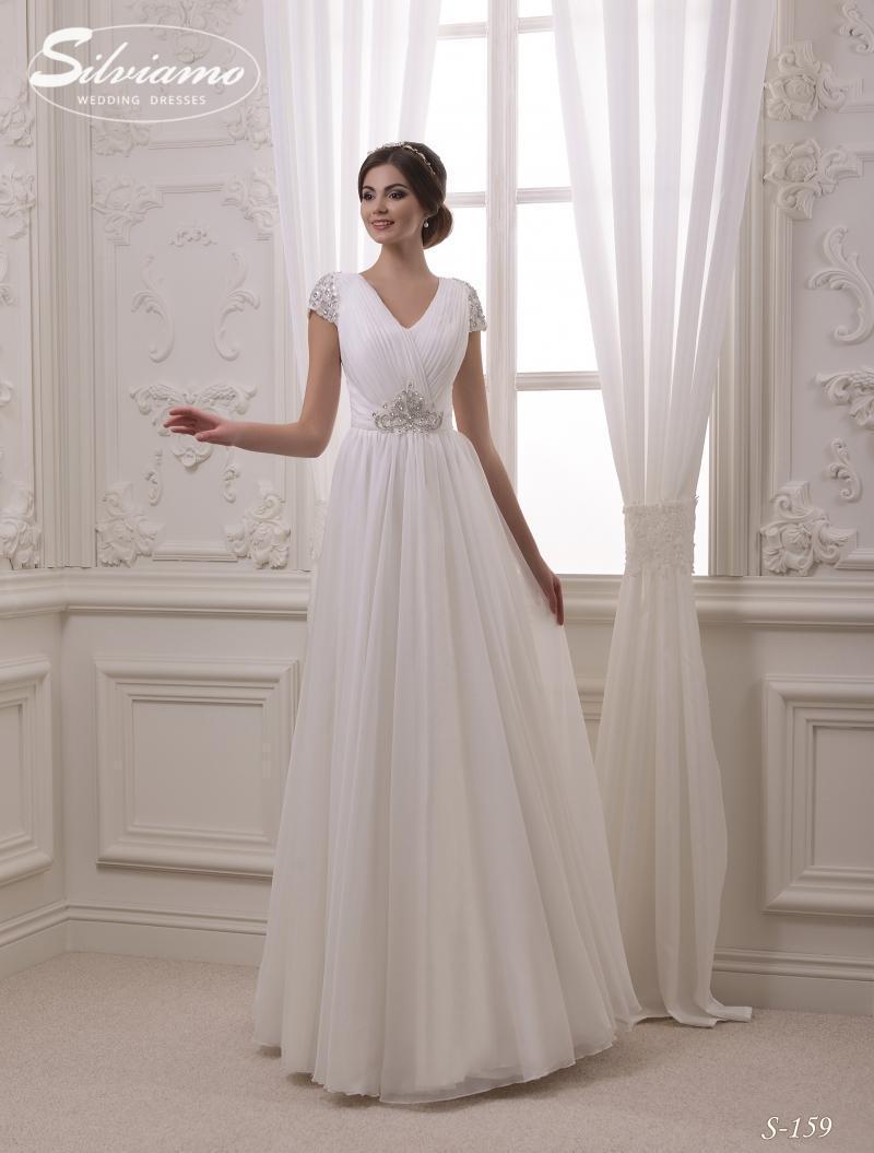Свадебное платье Silviamo S-159