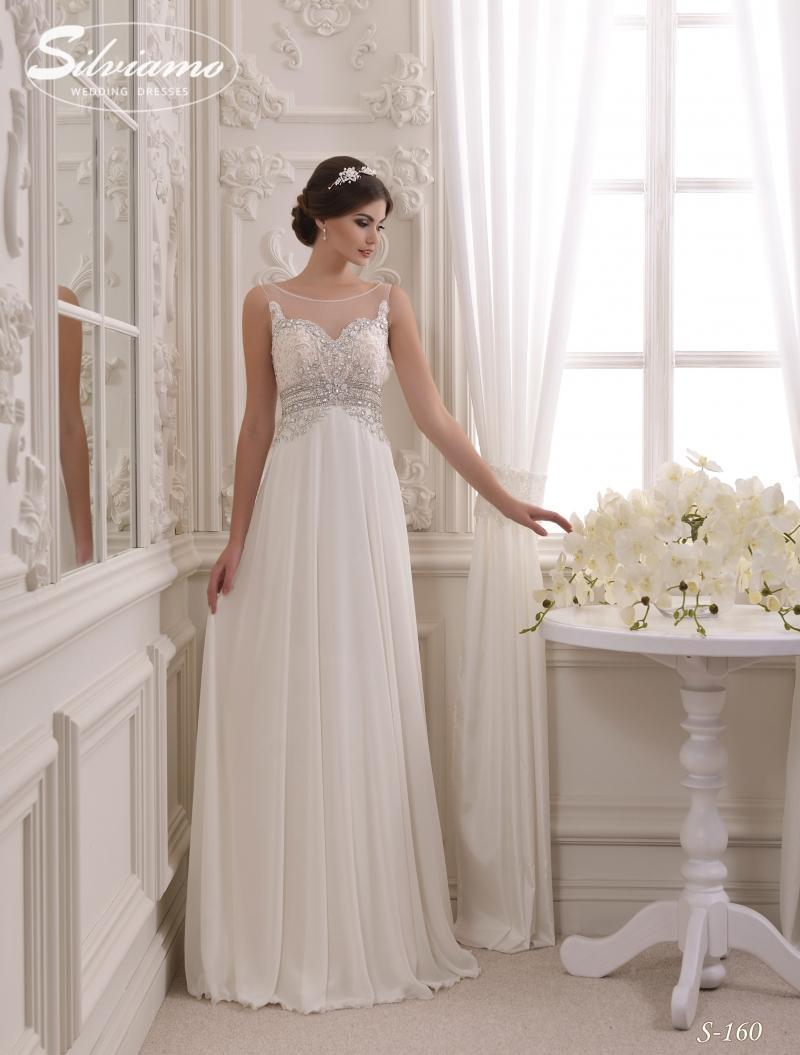 Wedding Dress Silviamo S-160