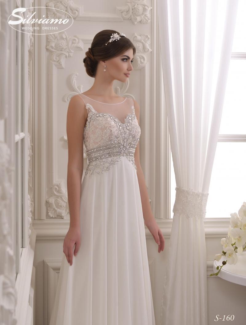 Свадебное платье Silviamo S-160