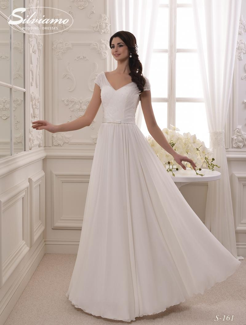 Wedding Dress Silviamo S-161