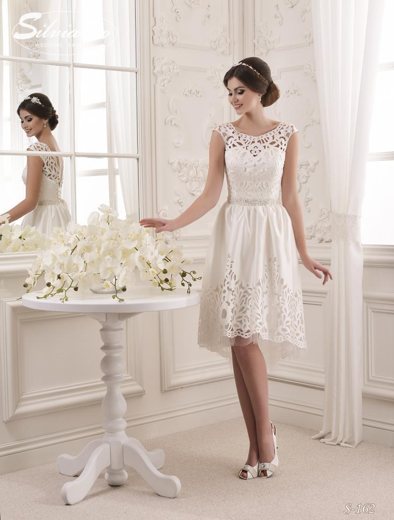 Wedding Dress Silviamo S-162
