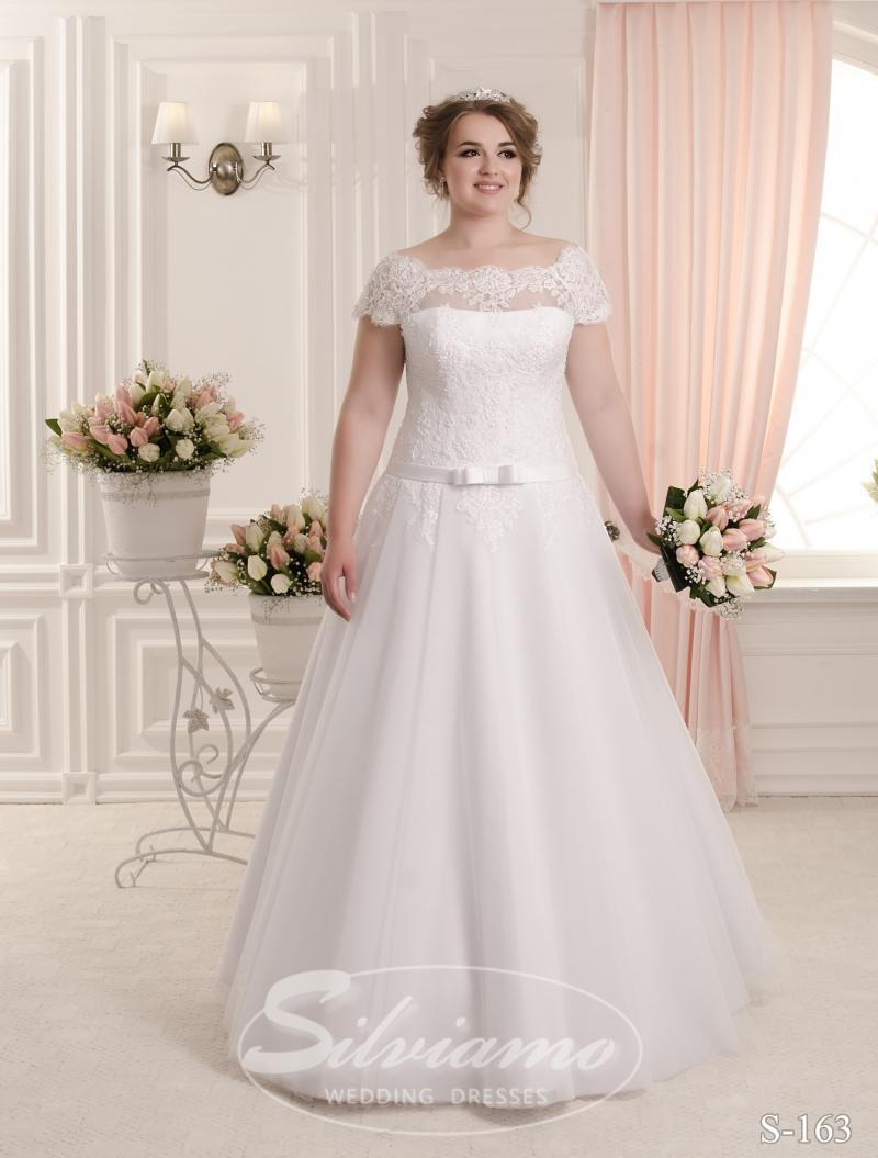 Wedding Dress Silviamo S-163