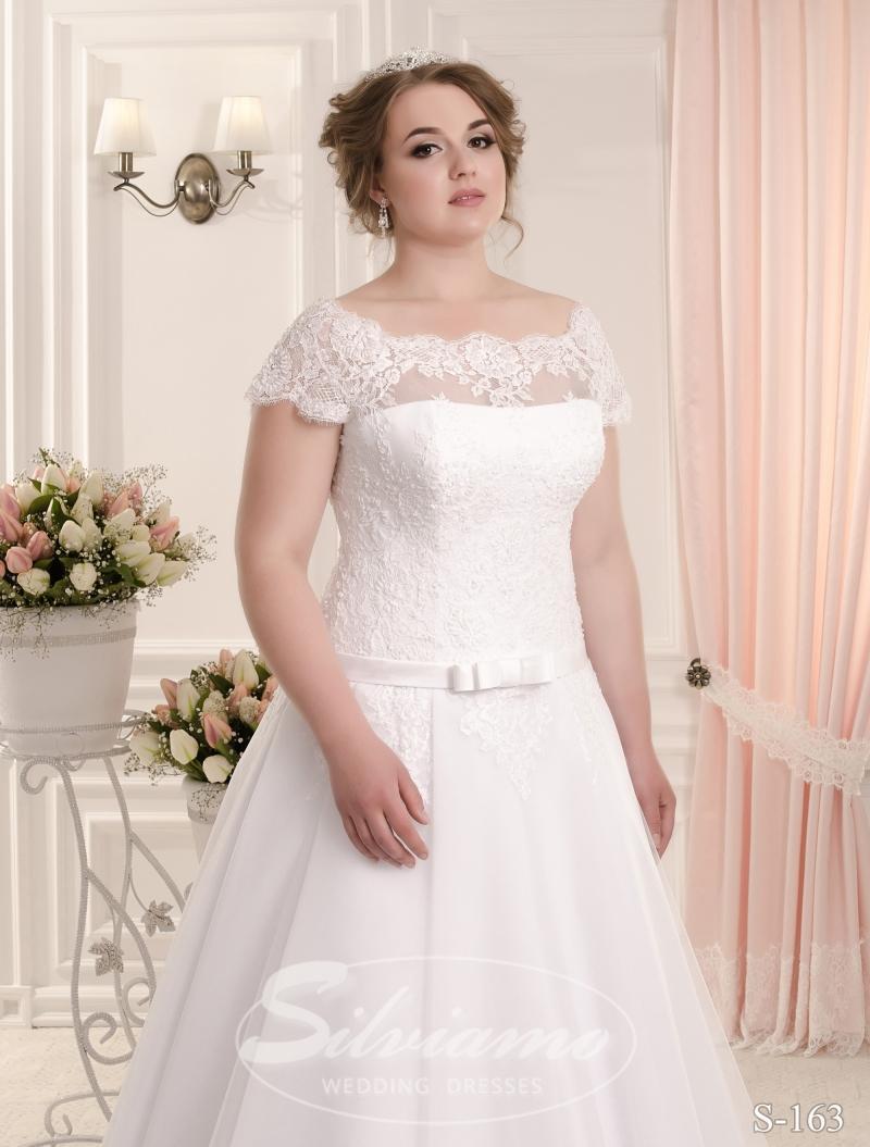 Свадебное платье Silviamo S-163