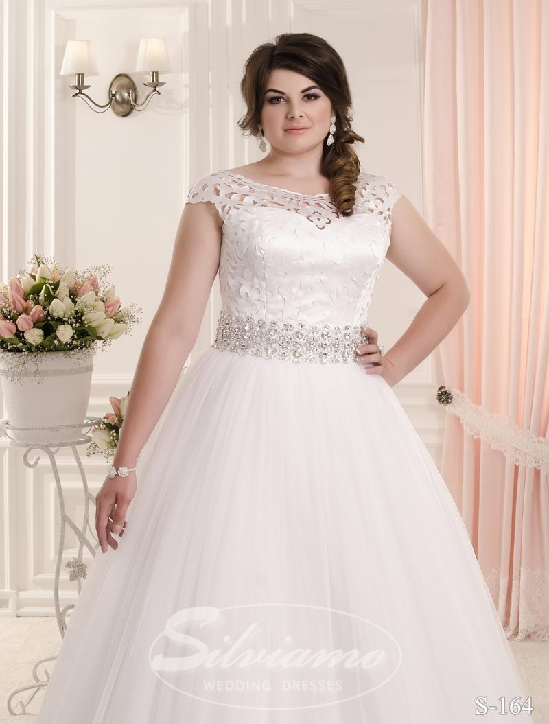 Свадебное платье Silviamo S-164