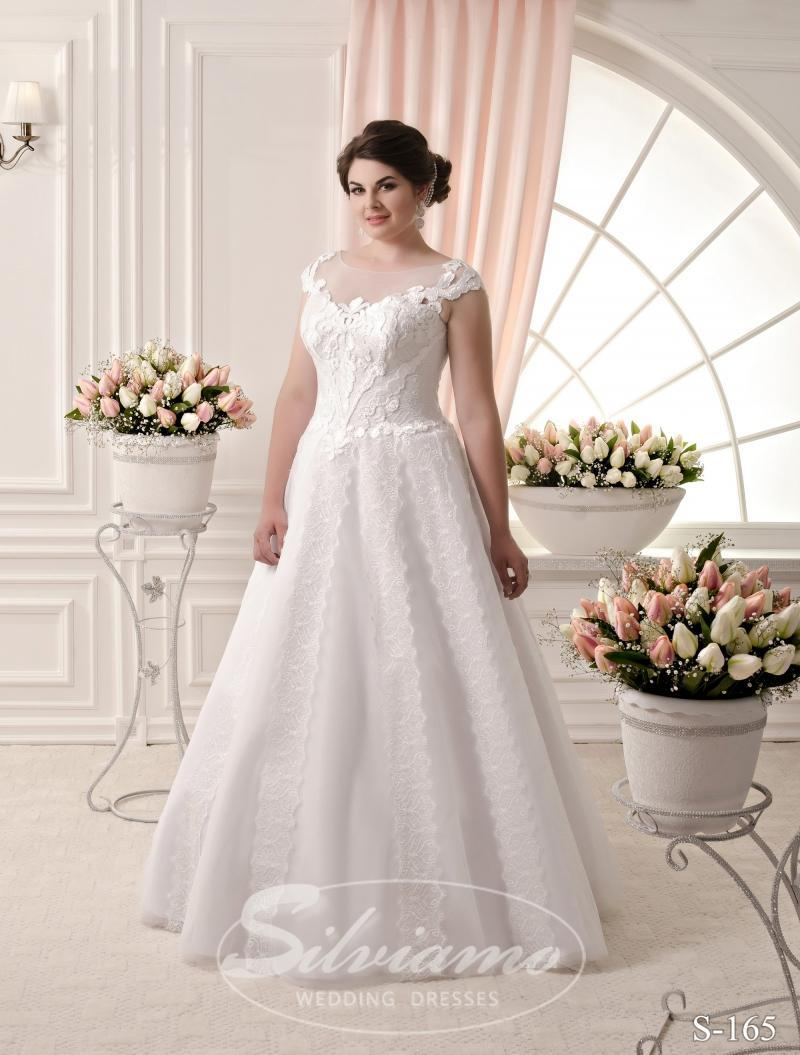 Wedding Dress Silviamo S-165
