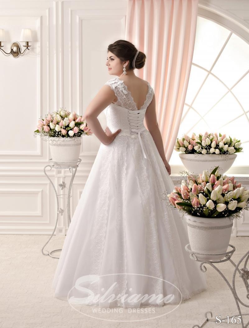 Свадебное платье Silviamo S-165