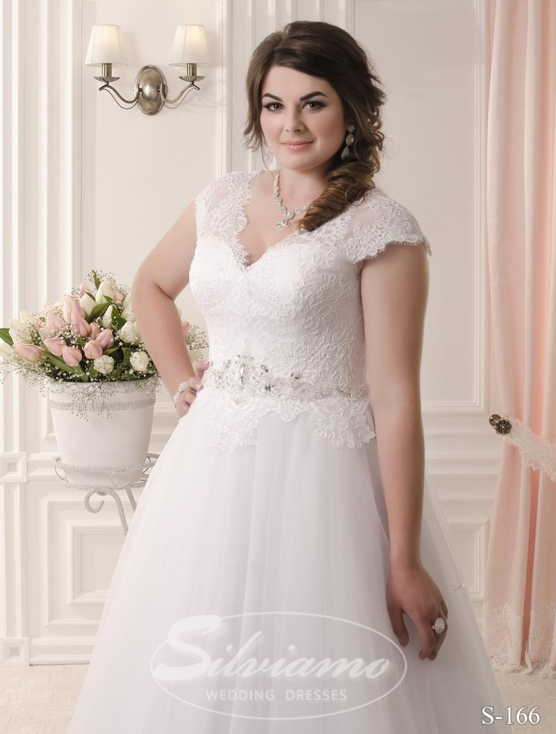 Свадебное платье Silviamo S-166