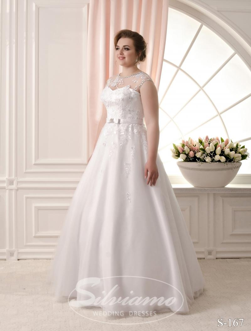 Свадебное платье Silviamo S-167