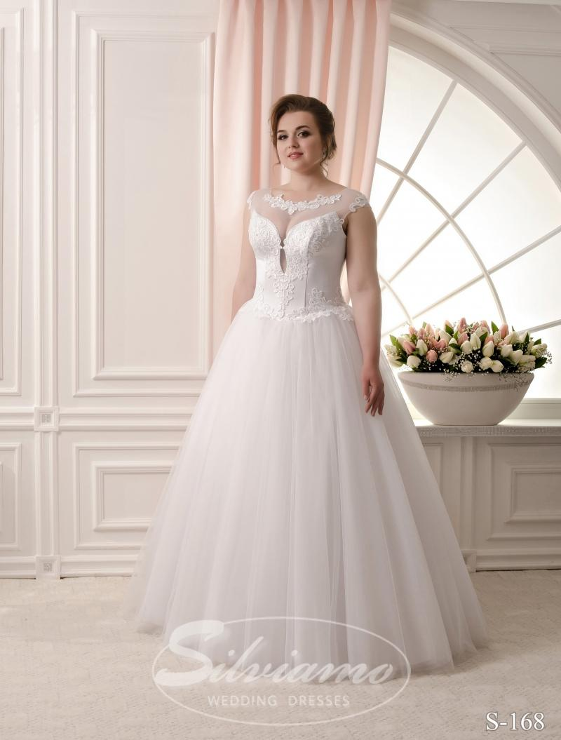 Wedding Dress Silviamo S-168