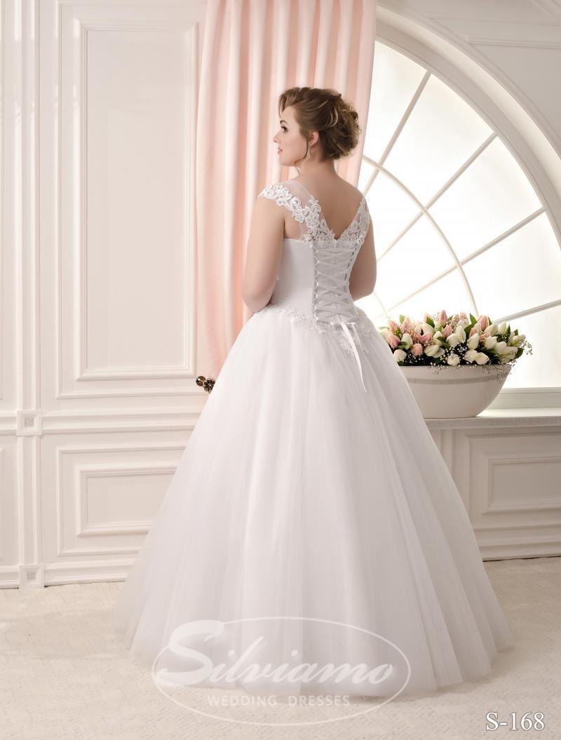 Свадебное платье Silviamo S-168