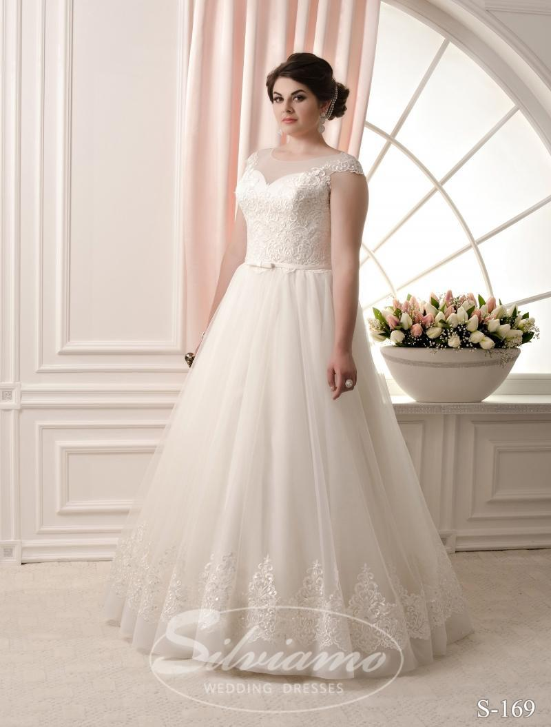 Wedding Dress Silviamo S-169