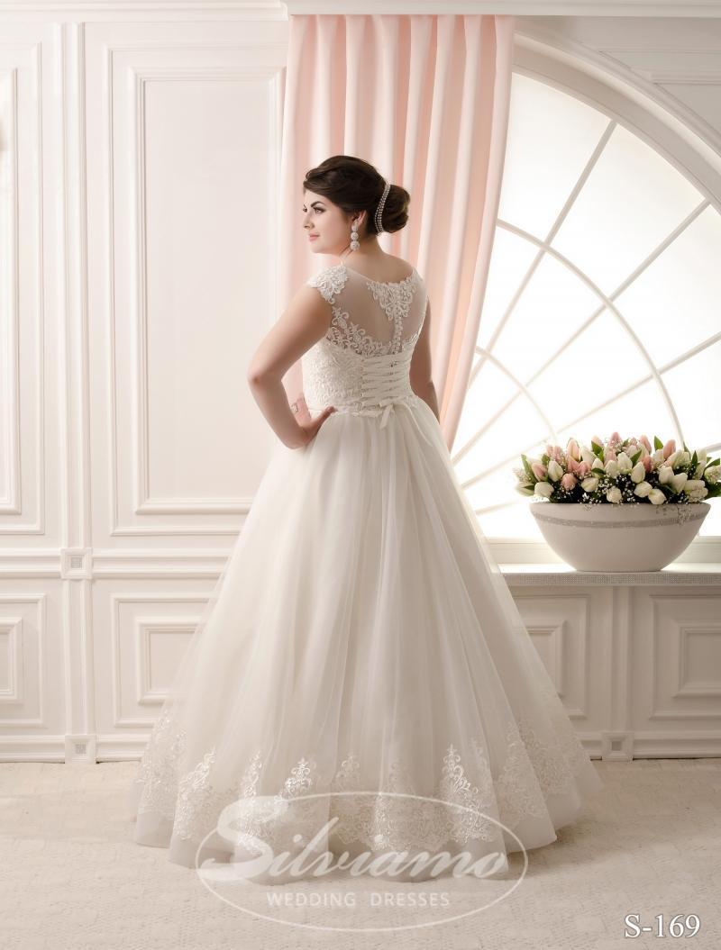 Свадебное платье Silviamo S-169