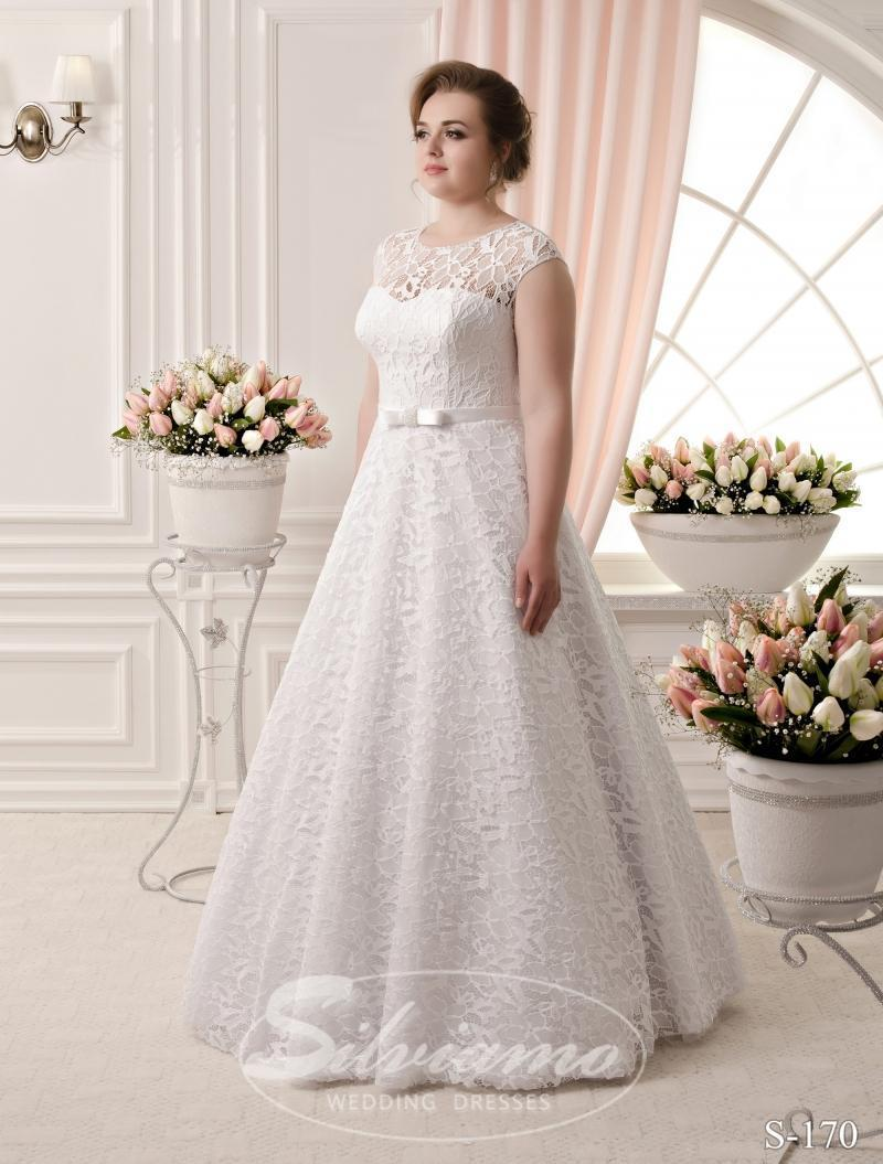 Wedding Dress Silviamo S-170