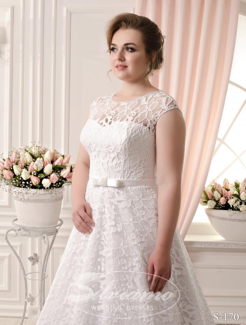 Свадебное платье Silviamo S-170