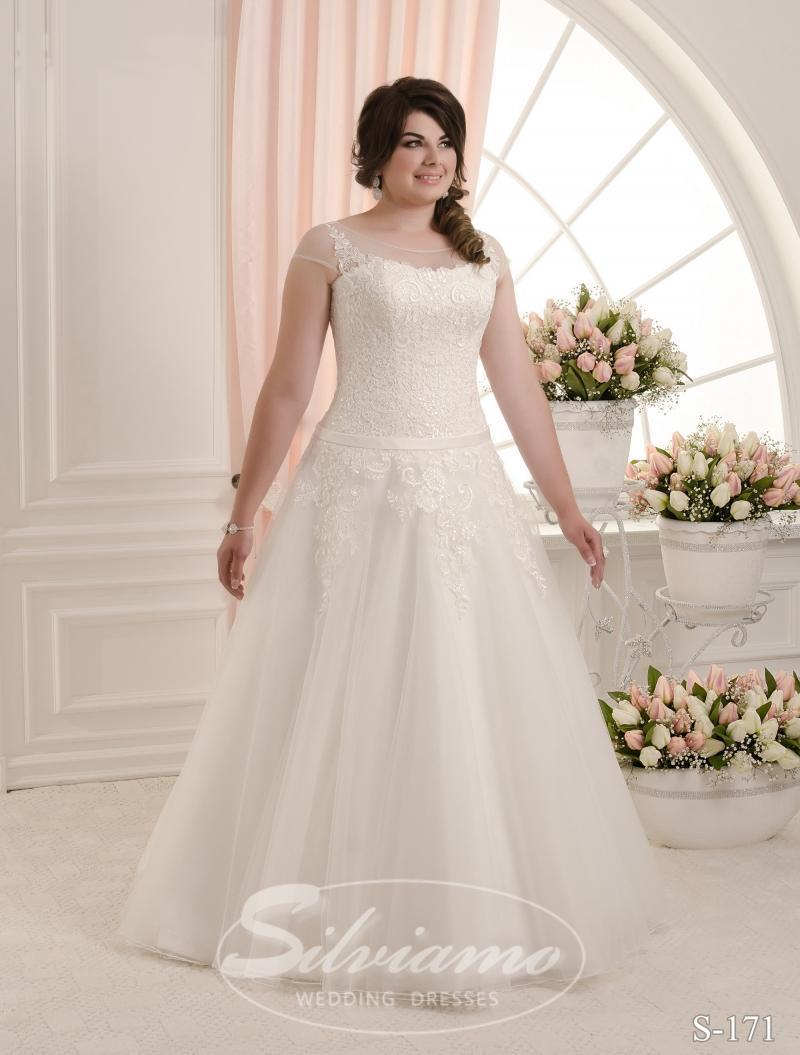 Wedding Dress Silviamo S-171