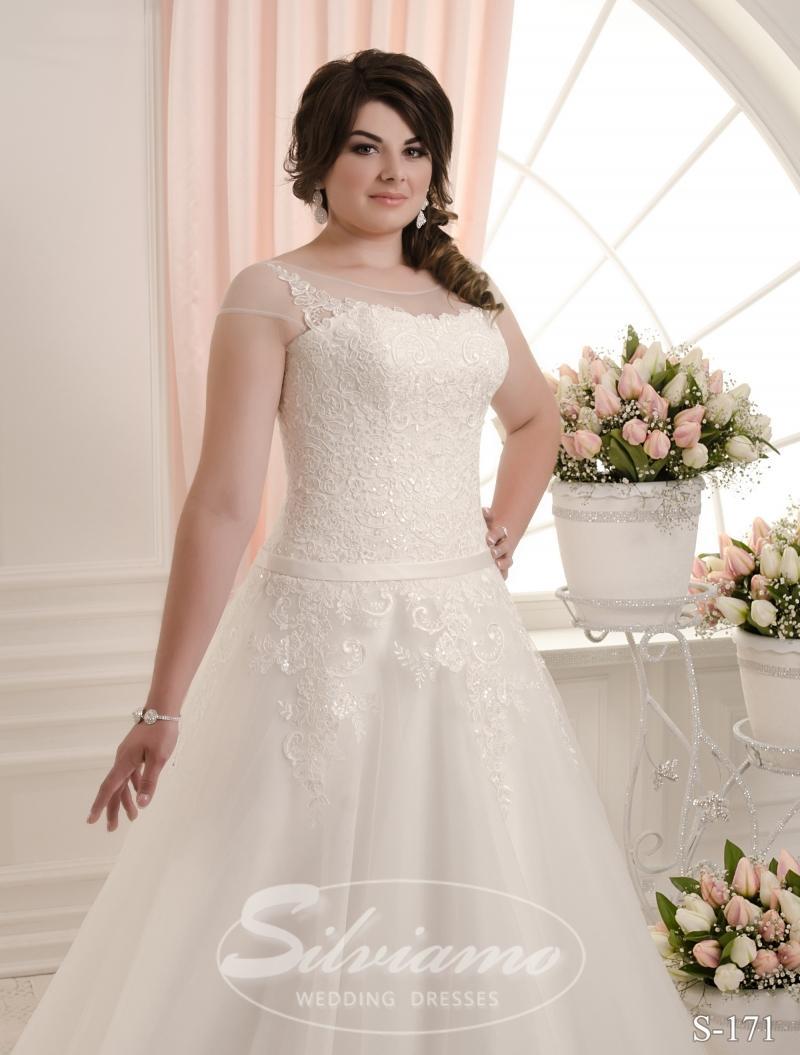 Свадебное платье Silviamo S-171