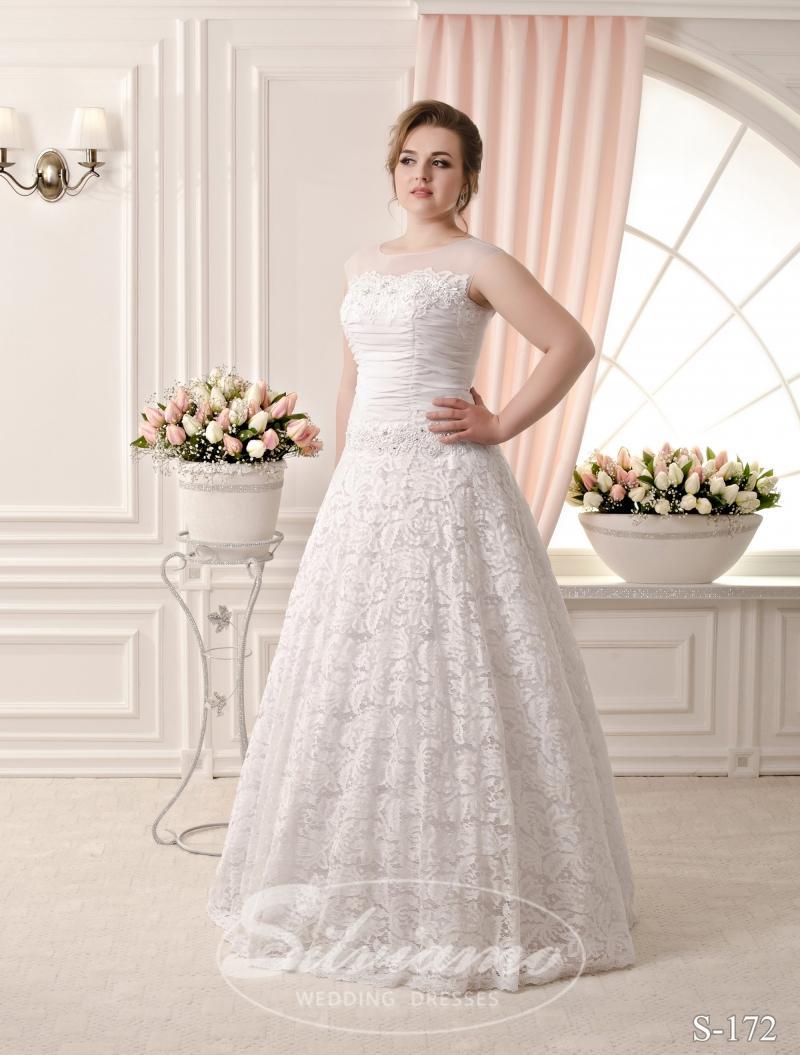 Свадебное платье Silviamo S-172