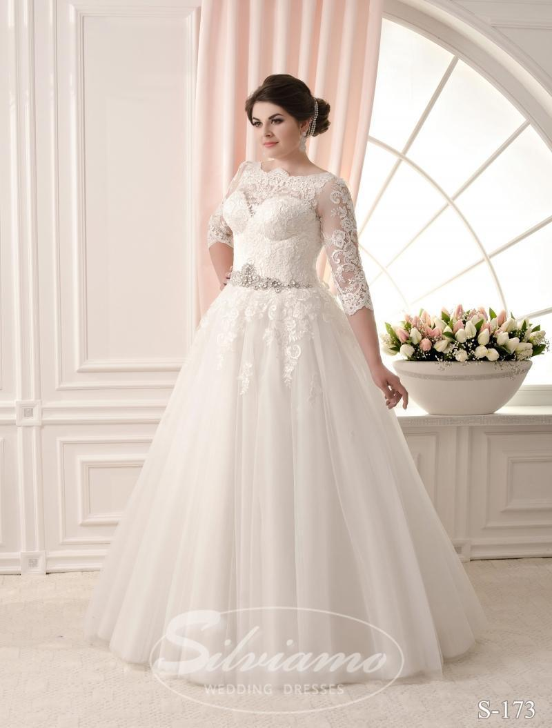 Wedding Dress Silviamo S-173