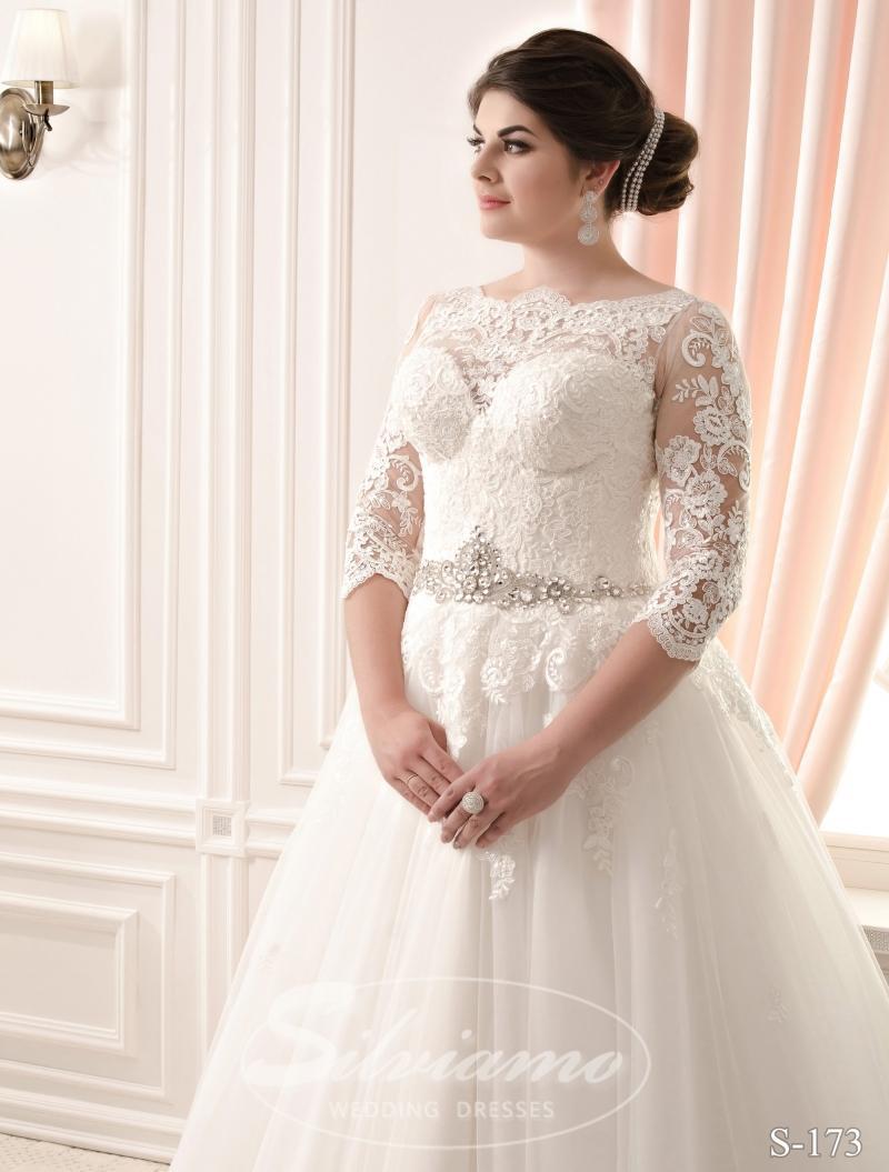 Свадебное платье Silviamo S-173