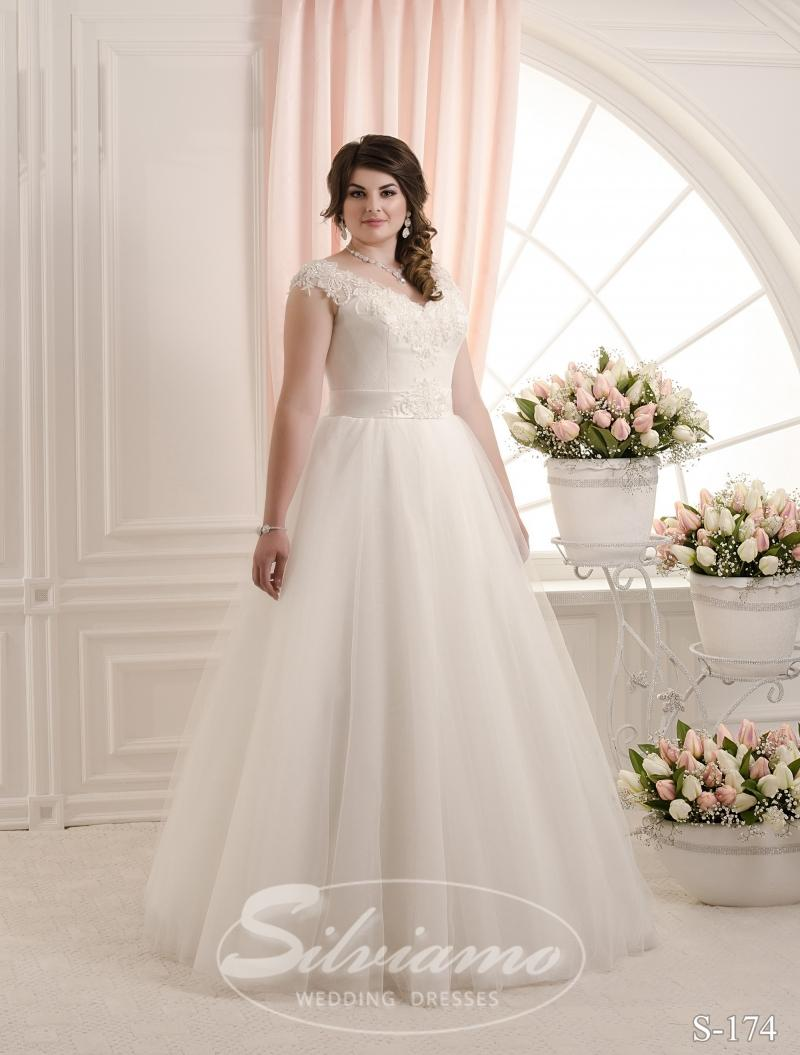 Wedding Dress Silviamo S-174