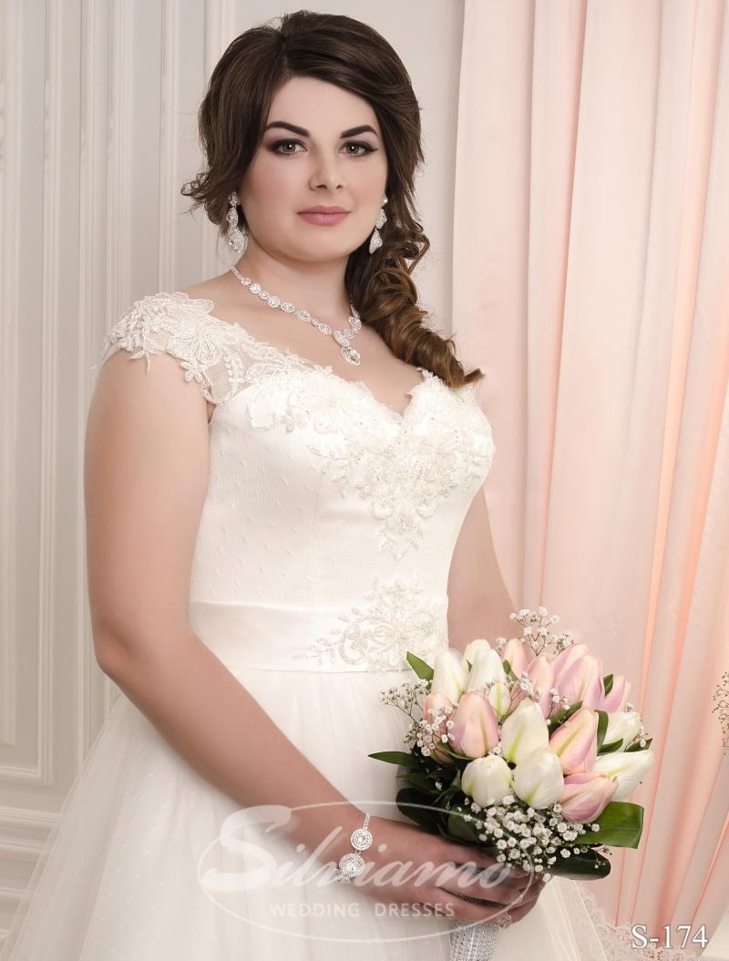 Свадебное платье Silviamo S-174