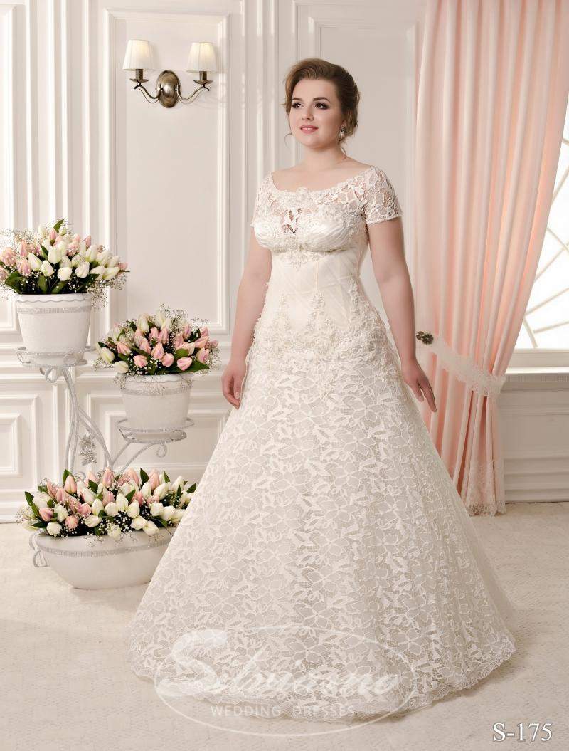 Wedding Dress Silviamo S-175