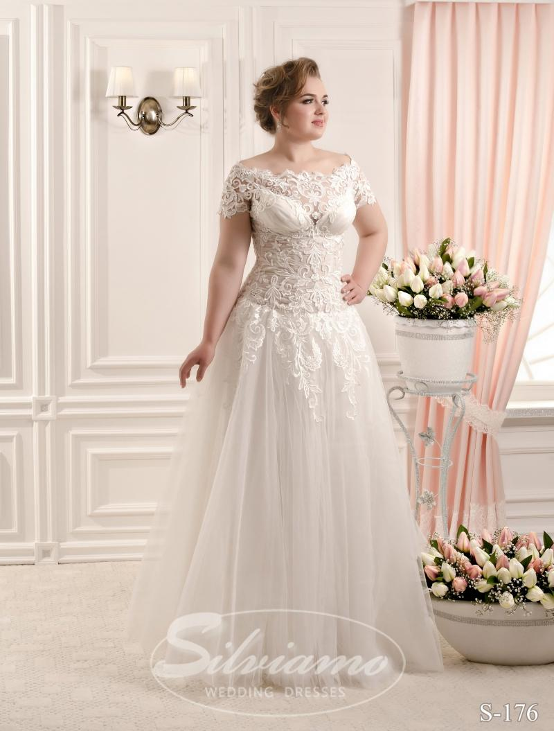 Wedding Dress Silviamo S-176