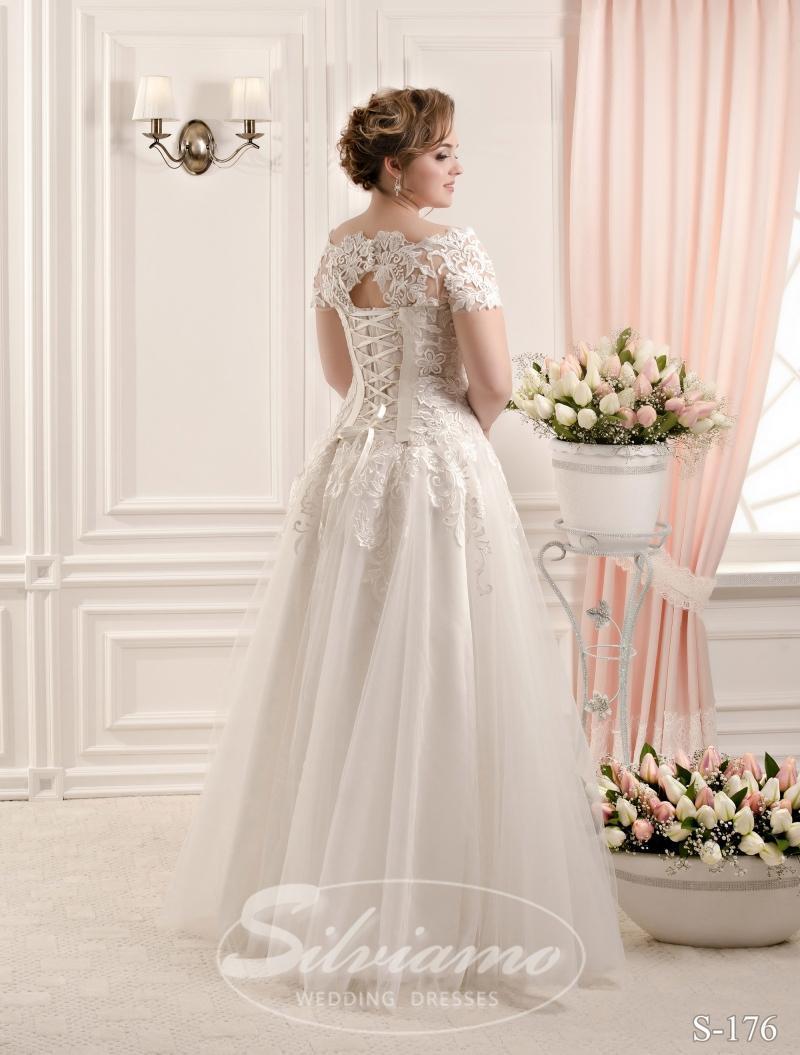 Свадебное платье Silviamo S-176