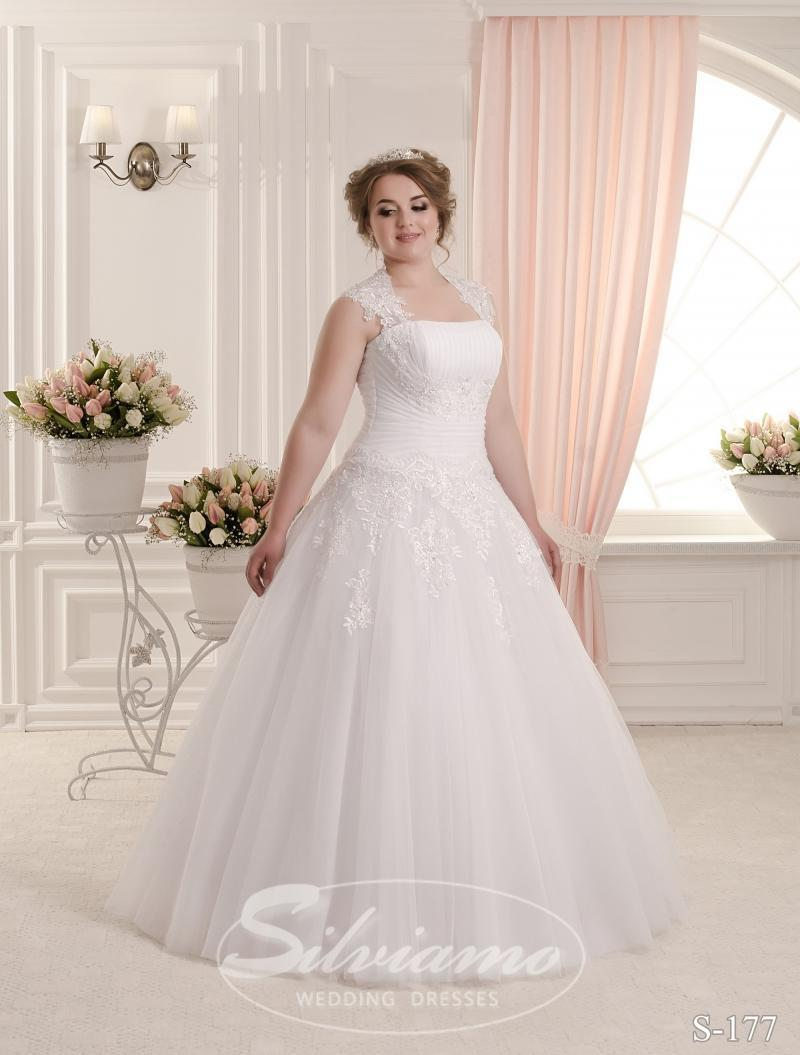 Wedding Dress Silviamo S-177