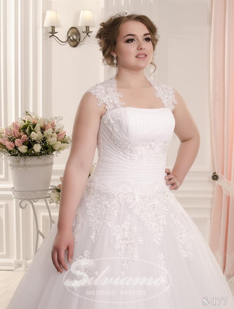 Свадебное платье Silviamo S-177